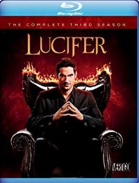 Lucifer: The Complete Third Season DVD cover