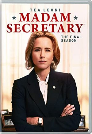 Madam Secretary: The Final Season DVD cover