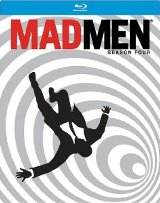 Mad Men: Season Four DVD cover