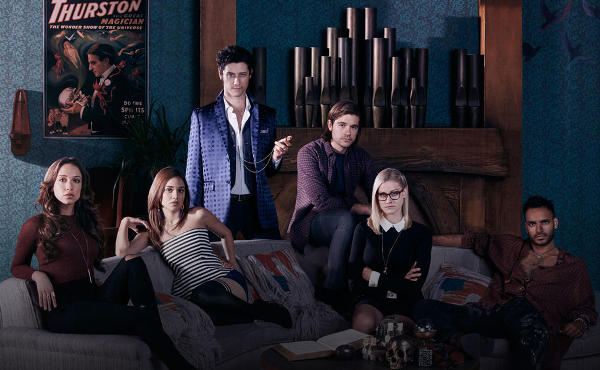 Cast of The Magicians