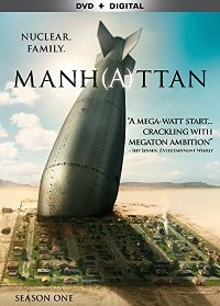 Manhattan: Season 1 DVD cover