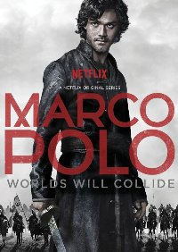 Marco Polo: The Complete First Season DVD cover