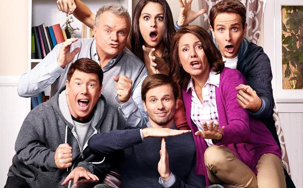 "cast of ""The McCarthys"""