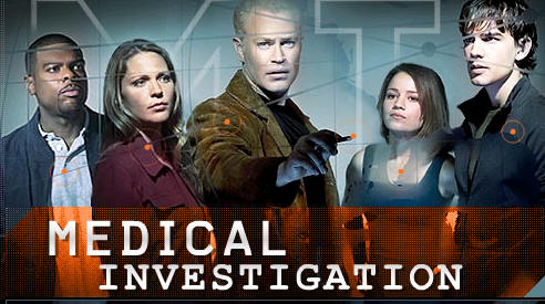 Medical Investigation cast photo from nbc.com