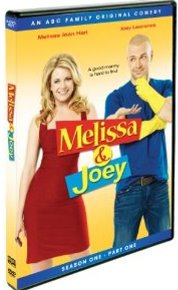 Melissa & Joey: Season One, Part One DVD cover