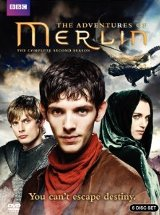 Merlin: The Complete Second Season cover