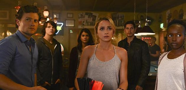 cast of The Messengers