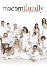Modern Family: The Complete Second Season DVD cover