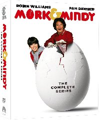 Mork & Mindy: The Complete Series DVD cover