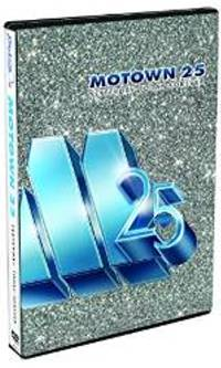 Motown 25: Yesterday Today Forever DVD cover