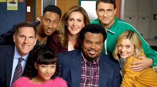 Mr. Robinson cast