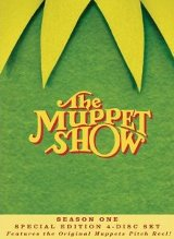 The Muppet Show: Season One DVD cover