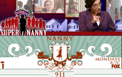 Nannies picture from FOX and ABC