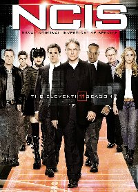 NCIS: Season 11 DVD cover