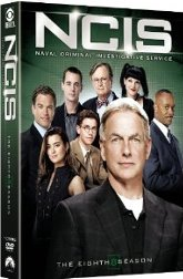 NCIS - The Complete Eighth Season DVD cover
