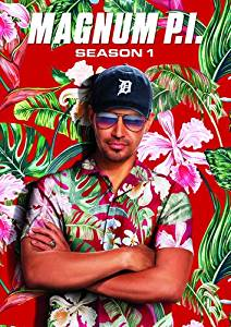 Magnum P.I.: Season One DVD cover