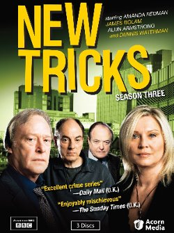 New Tricks: Series Three DVD cover