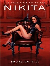 Nikita: The Complete First Season DVD cover