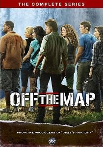 Off the Map: Complete Series DVD cover