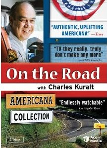 On the Road: Americana Collection DVD cover