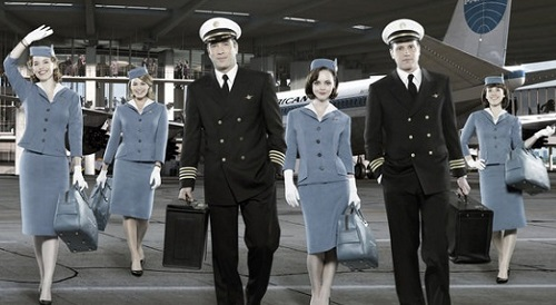 Pan Am cast