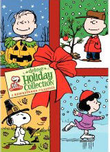 Peanuts Holiday Collection DVD cover