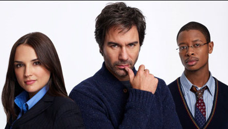 The cast of Perception