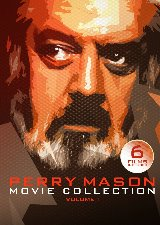 Perry Mason Movie Collection Volume 1 DVD cover