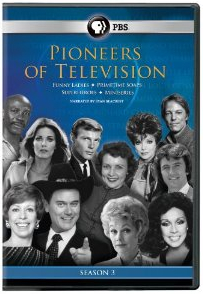 Pioneers of Television: Season 3 DVD cover