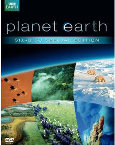 Planet Earth: Special Edition DVD cover