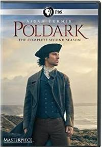Masterpiece: Poldark Season 2 DVD cover