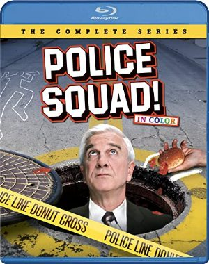 Police Squad: The Complete Series [Blu-ray] cover