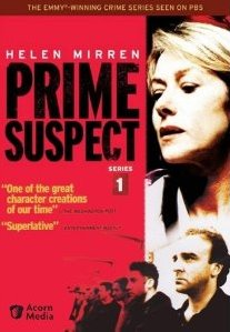 Prime Suspect: Series 1 DVD cover