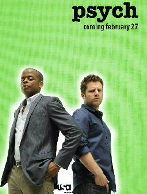 "Shawn and Gus of ""Psych"""