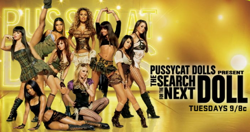 The Pussycat Dolls Present: The Search for the next Pussycat Doll logo