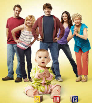 Raising Hope cast