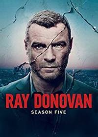 Ray Donovan: The Fifth Season DVD cover