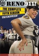 Reno 911 The Complete Fifth Season DVD cover