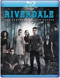 Riverdale: The Complete Second Season  DVD cover