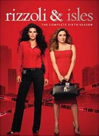 Rizzoli & Isles Complete Sixth Season DVD cover