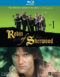 Robin of Sherwood: Set 1 [Blu-ray] DVD cover
