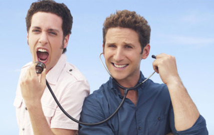 Royal Pains brothers