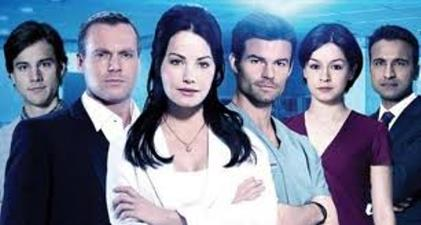 """Saving Hope"" cast"