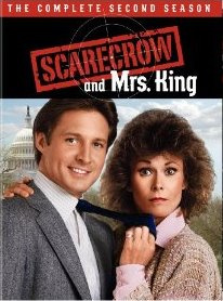 Scarecrow and Mrs. King: The Complete Second Season DVD cover