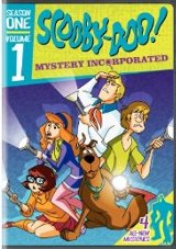 Scooby-Doo DVD cover