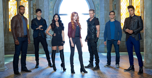 the main cast of the show