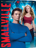 Smallville Season 7 DVD cover