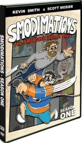 Kevin Smith: SModimations: Season One DVD cover