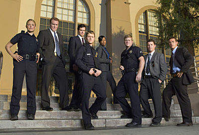 "cast of ""Southland"""