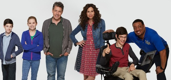 Speechless cast